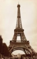 Eiffel Tower by Alucard1238