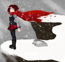 Ruby Rose- Time to Say Goodbye by skechygrl