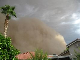 Dust Storm 1 by aliciachristine86