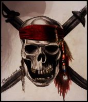 POTC Skull by gilly15