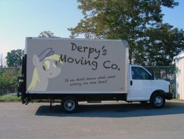 Derpys moving co truck by ProNorst