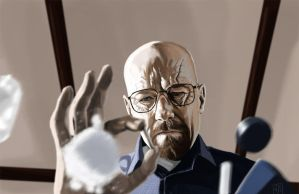 Walter White by storymancer