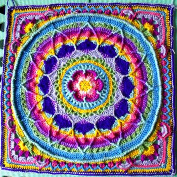 Sophie's Universe CAL part 4 by Craftcove