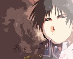 Roy Mustang by inkscripter