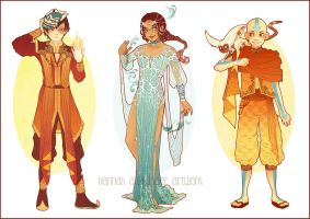 Avatar: Costume Designs by Hannah-Alexander