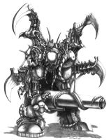 Infested Terran by MeinGiftraum