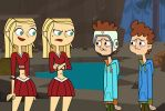 Total Drama Twins by corbinace