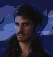 Killian Jones by LindaMarieAnson