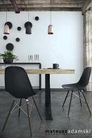 Industrial Dining room by Ineray