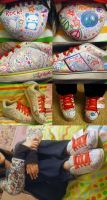 +Insanely Awesome Shoes+ by idog
