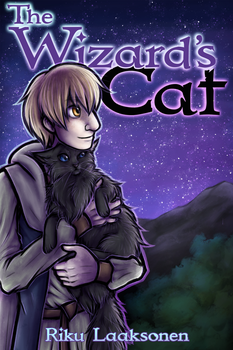 The Wizard's Cat Cover by Xenokobra