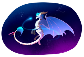 The One Nicknamed Spirit by IcelectricSpyro