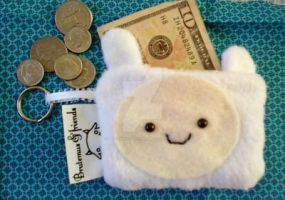 Finn Pouch by Brutemusandfriends