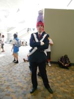 Otakon 2012 - Scotland Cosplay [Hetalia] by Angel1224