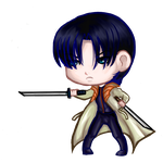 Aoshi by CataAT