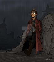 Peter Quill by animegirl43