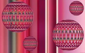 fancy bulbs wallpaper by tina1138