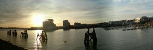 Cardiff Bay V by evilminky666