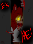 HEEEEERE'S FOXY! by Minty-Illusion