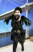 Ryuk cosplay II by BloodMermaid
