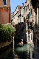 Venetian Canal by Talkingdrum