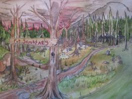The Pet Sematary by Gooseyloo