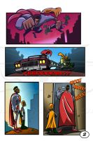 CSAH INKS AND COLORS PAGE 2 by chriscrazyhouse