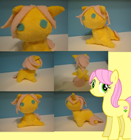 Filly Posey Plushie by MartyMurray
