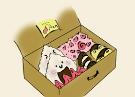 I've always wanted a box lunch... by PaultheMediocre