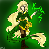 Yvetta by Ask-TheDrakon