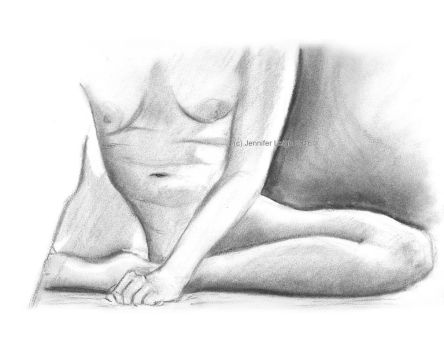 Figure Drawing 3 by jennyleigh