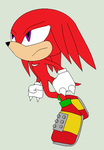 Knuckles (Group Project) by roxan1930