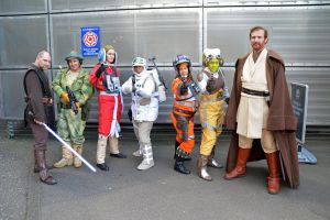 Rebels at the NSC 2015 by masimage