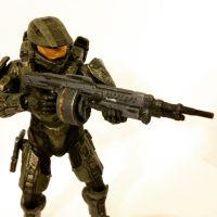 SAW - Master Chief by JPMULLES