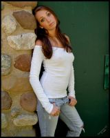Great curves in Jeans by AcoresLisboa