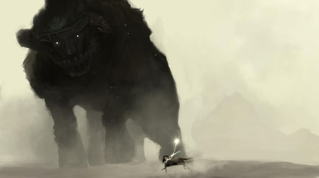Colossus - by DanLuVisiArt