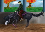 Substitutiary Locomotion by Hidden-Hollow-Ranch