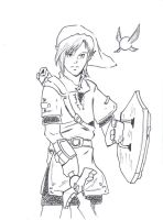 The Legend of Link by Dasad2