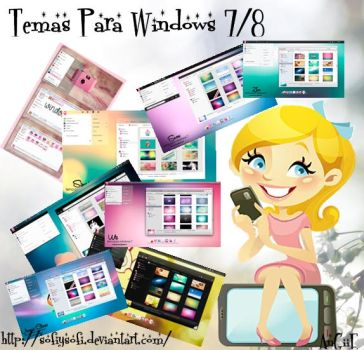TEMAS PARA WINDOWS 7/8 by sofiysofi