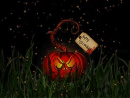 Halloween 2011 Wallpaper by TCLeslie