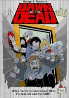 Dawn Of The Dead - 1978 by stayte-of-the-art