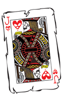 Jack of Hearts by Niteshifter