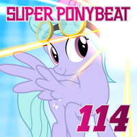 Super Ponybeat Vol. 114 Mock Cover by TheAuthorGl1m0