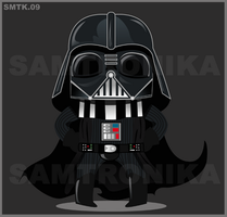 .:Star Wars:. ChibiDarthVader by SaMtRoNiKa