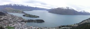 Queenstown, New Zealand by SquirrelGirl111