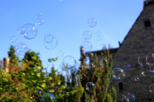 Soap bubbles 3 by YukiHime29
