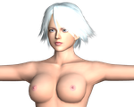 Christie Real nipples by sidneymadmax