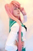 Saya Takagi - Highschool of the Dead by Kinpatsu-Cosplay
