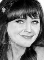 Zooey Deschannel ....Details !!!! by vipinkabadi