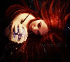 I can hear the sound of the Universe by Kallaria